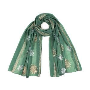 Zelený šátek Art of Polo Mind
