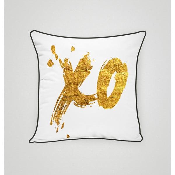Povlak na polštář XO Gold, 45x45 cm