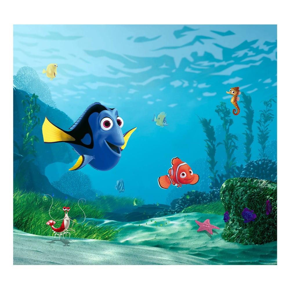Foto závěs AG Design Hledá se Nemo, 160 x 180 cm
