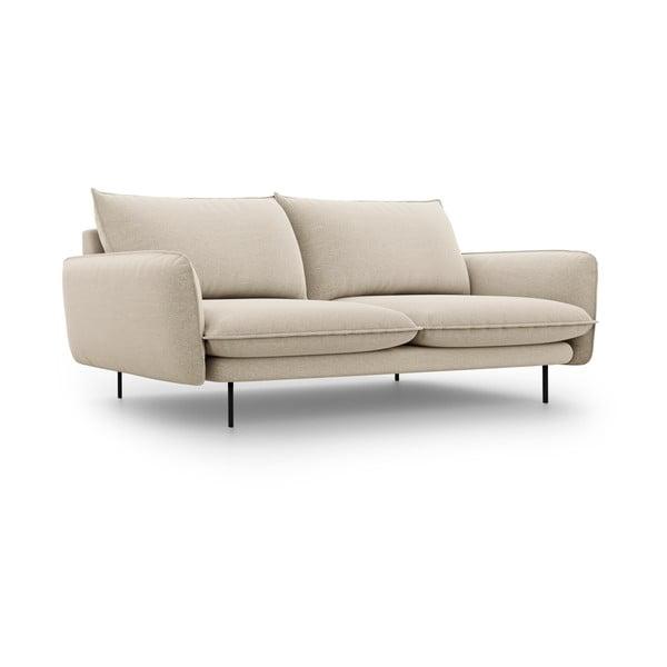 Vienna bézs kanapé, szélesség 200 cm - Cosmopolitan Design