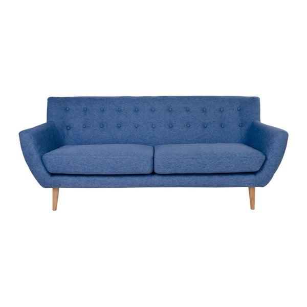Monte kék háromszemélyes kanapé - House Nordic
