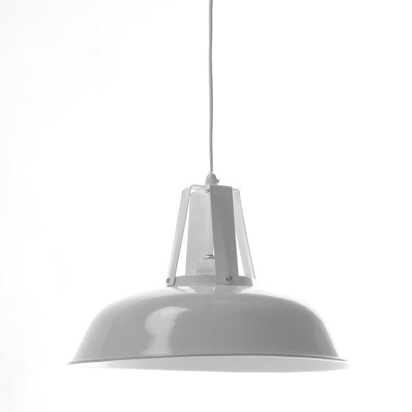 Závěsné svítidlo Traditional White, 34 cm