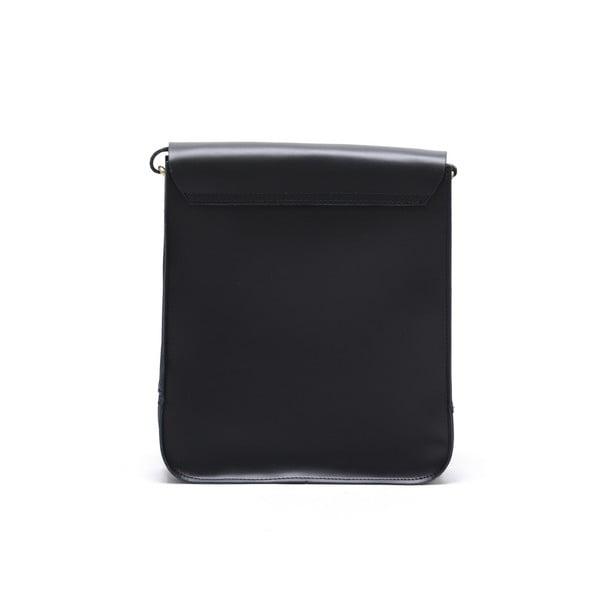 Kožená kabelka Renata Corsi 39, černá