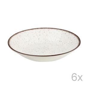 Set 6 ks misek Bakewell Mint, 20 cm