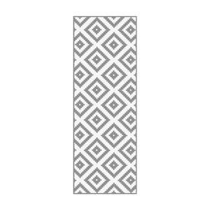 Vinylový koberec Floorart Dentado Gris, 66 x 180 cm