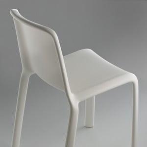 Židle Snow 300, bílá