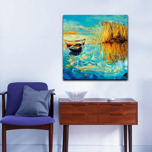 Obraz Zakotveny, 60x60 cm