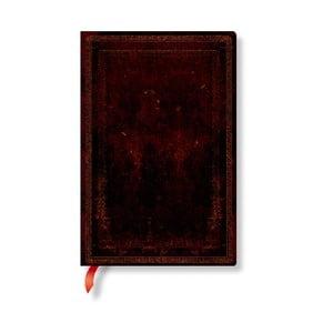 Nelinkovaný zápisník s měkkou vazbou Paperblanks Moroccan, 9,5x14cm