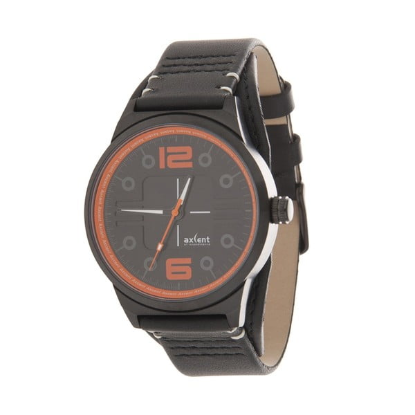 Pánské kožené hodinky Axcent X26001-267