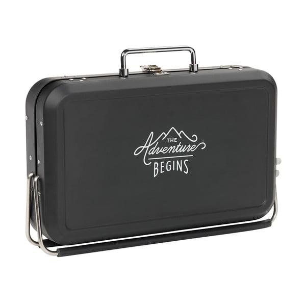 Přenosný gril v kufříku Gentlemen's Hardware