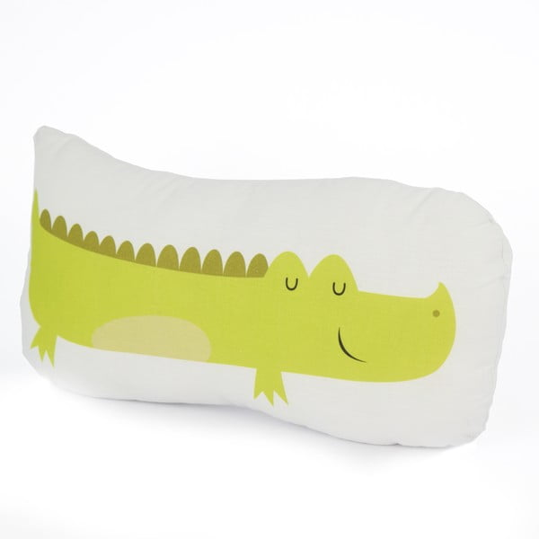 Dětský bavlněný polštářek Baleno ZOO, 40x30cm
