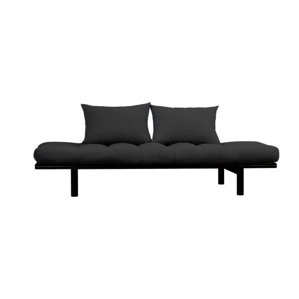 Pace Black/Dark Grey kanapé - Karup Design