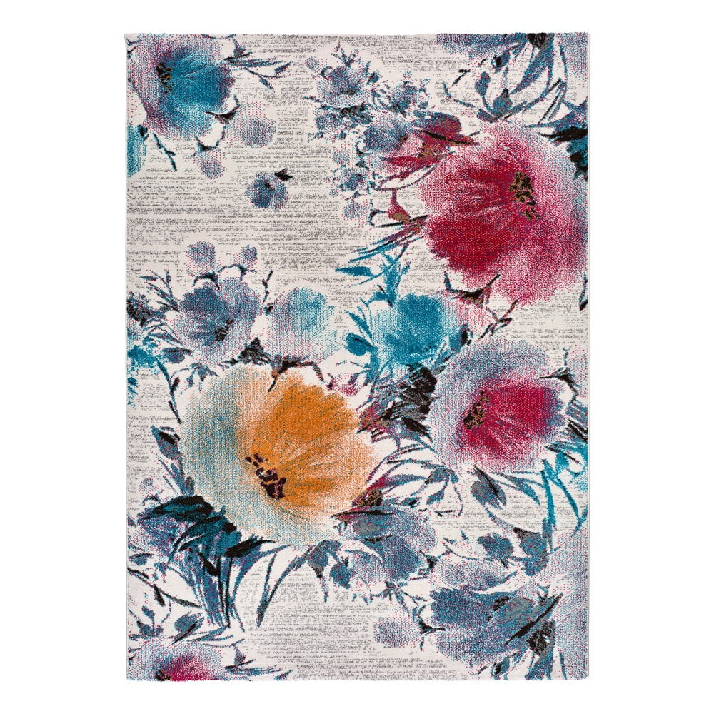 Koberec Universal Bukit Flowers, 120 x 170 cm