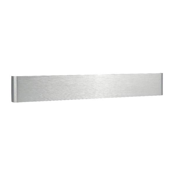 Nástěnné svítidlo ve stříbrné barvě s LED světlem SULION Klee