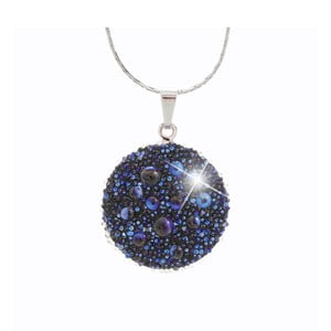 Colier Swarovski Elements Laura Bruni Galaxy Deep