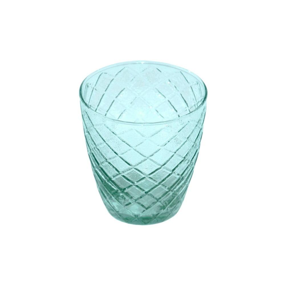 Sklenička z recyklovaného skla Ego Dekor Arlequin, 370ml