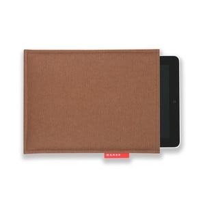 Plstěný obal na iPad Basic 2/3/4, walnut
