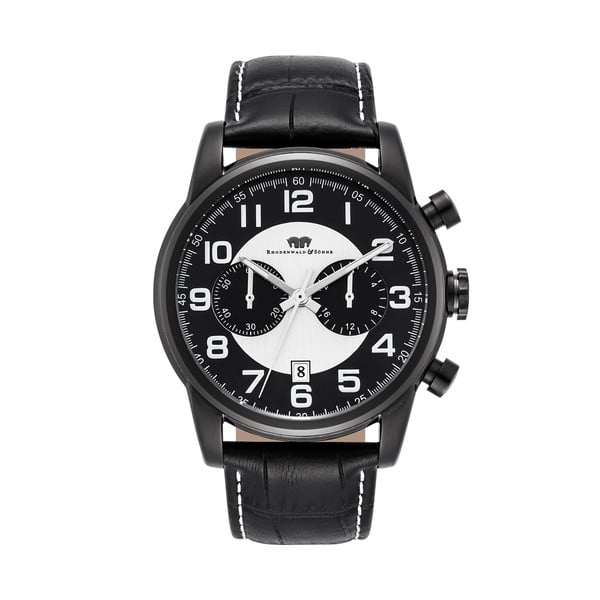 Pánské hodinky Rhodenwald&Söhne Skyracer Black