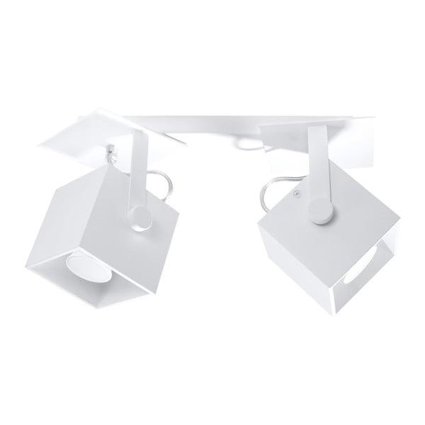 Plafonieră Nice Lamps Noe Dos, alb