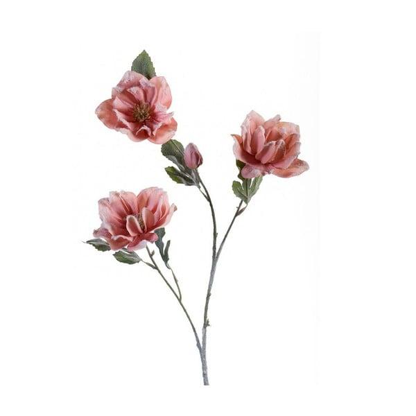 Umělá květina Čemeřice, fialová