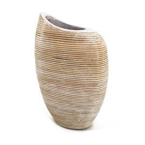 Ratanová váza Moycor Half Point, 30 cm