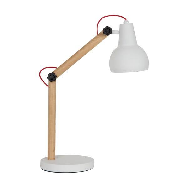 Study fehér asztali lámpa - Zuiver