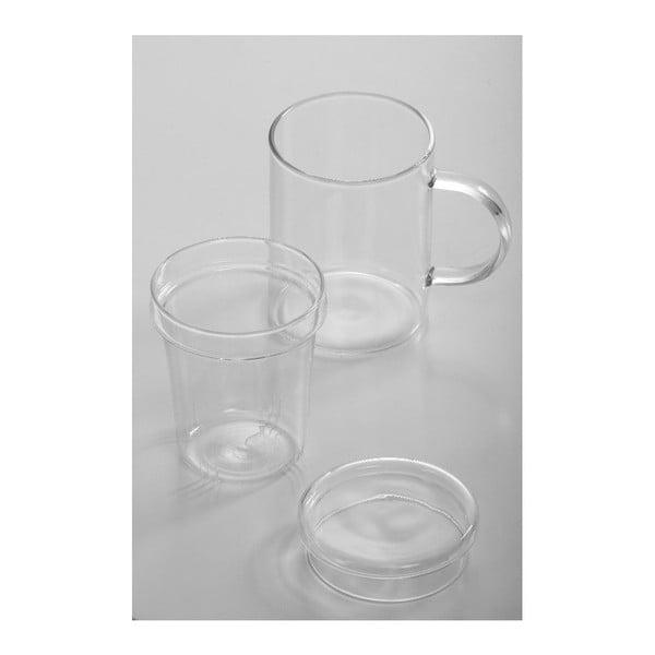 Szklanka z sitkiem Tasev Denisse, 400 ml