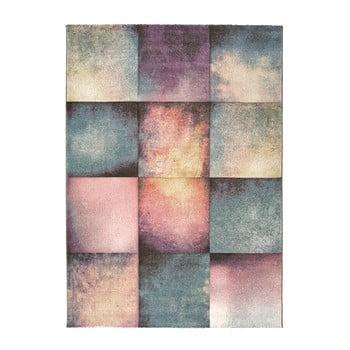 Covor Universal Pinky Squaro Multi, 60 x 120 cm