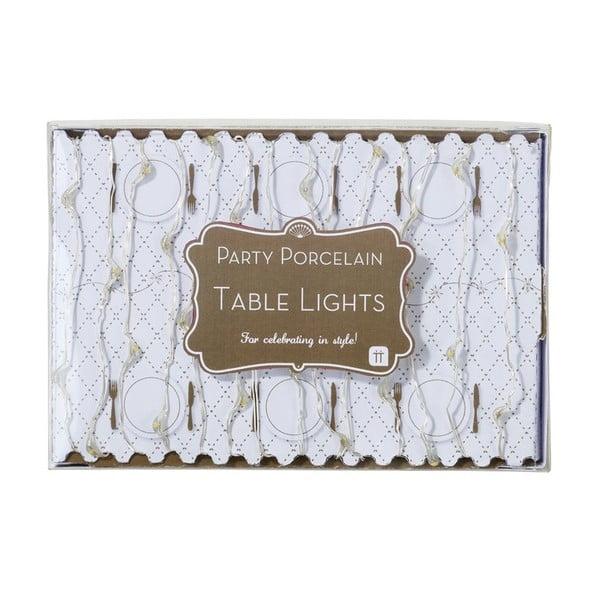 Světelný řetěz Talking tables Party,délka3m