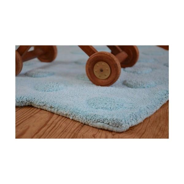 Dětský koberec Stella Blue, 90 cm