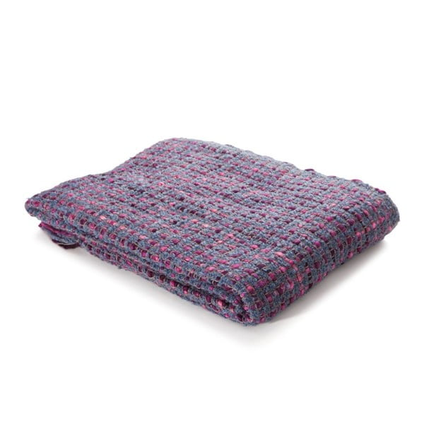 Deka Purple Tonal, 150x125 cm