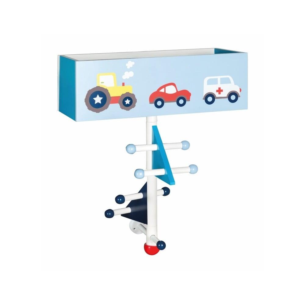 Věšák Roba Kids Cars
