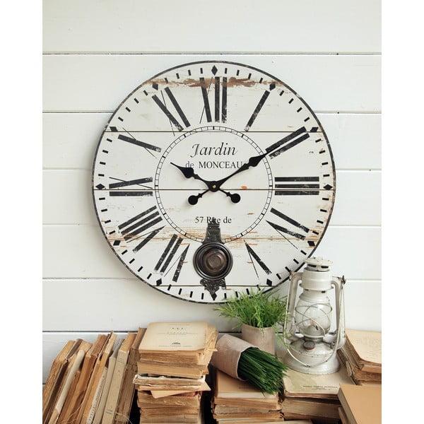 Nástěnné kyvadlové hodiny Pendulum, 58 cm