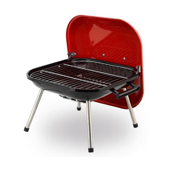 Grill stołowy na węgiel drzewny Cattara Table, 34x34 cm