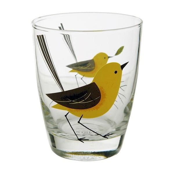 Sklenice Birdy Wagtail, 365 ml