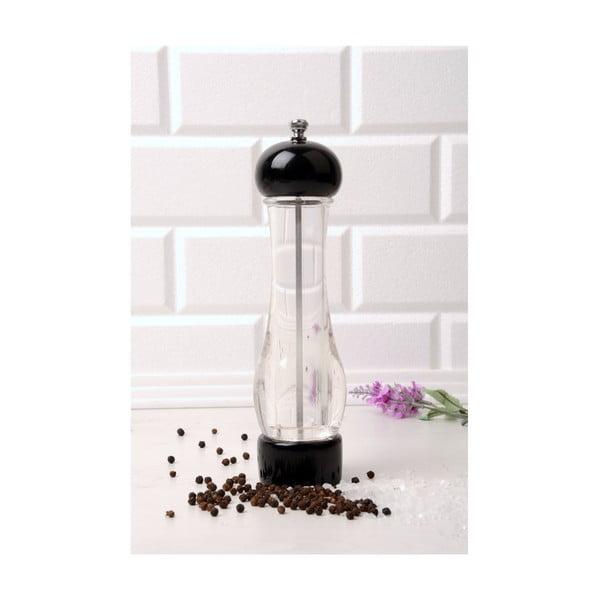 Černý mlýnek na koření SpiceIt