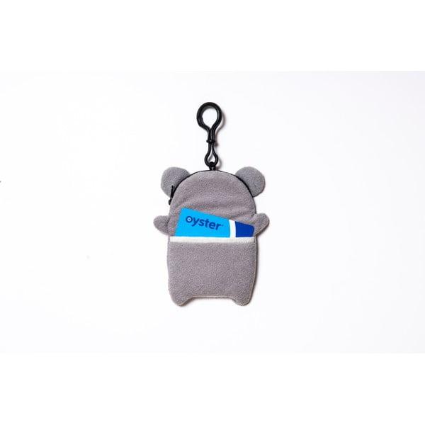 Plyšový obal na telefon, MP3 či klíče Ricedapper