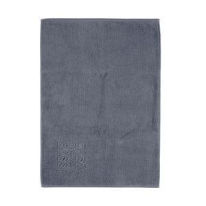 Tmavě šedá bavlněná koupelnová předložka Casa Di Bassi Basic,50x70cm