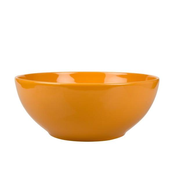 Salátová mísa Kaleidos, oranžová
