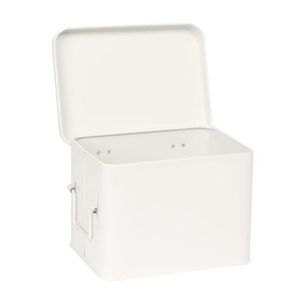 Sada 2 kovových boxů Warm Colour