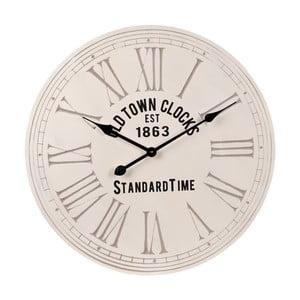 Nástěnné hodiny Clayre & Eef Mulina, ⌀ 60 cm