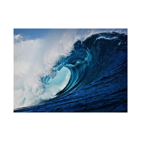 Velkoformátová tapeta Vlna, 315x232 cm