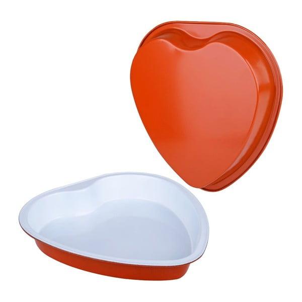 Zapékací mísa Heart, 27,5 cm