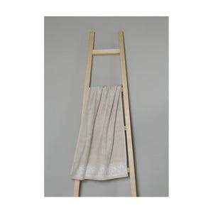 Béžový bavlněný ručník My Home Plus Spa, 50 x 100 cm