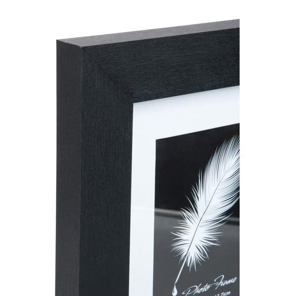 Rámeček na fotografii 20x25 cm, černý