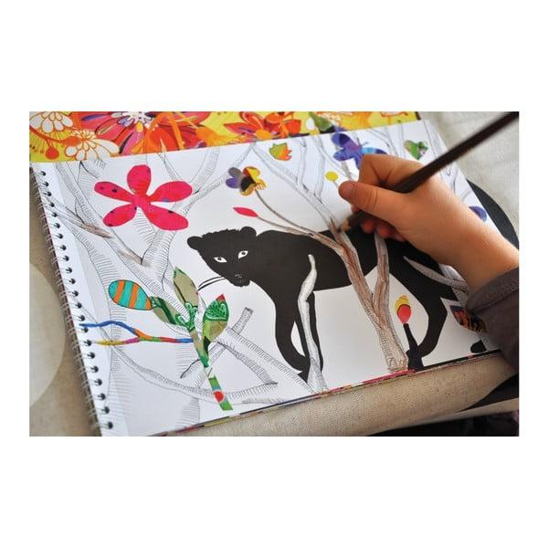 Set creativ din hârtie Mon Petit Art Collage Migic