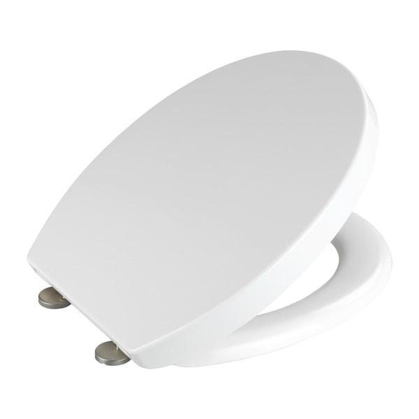 Capac pentru WC din duroplast Wenko Tilos, alb