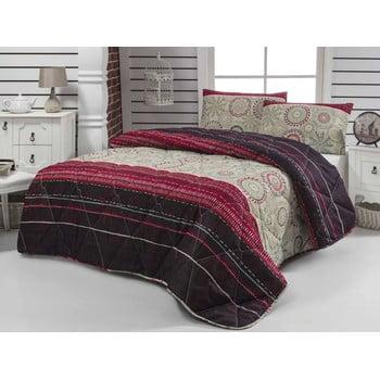 Lenjerie de pat matlasată Aries, 195x215cm de la Eponj Home