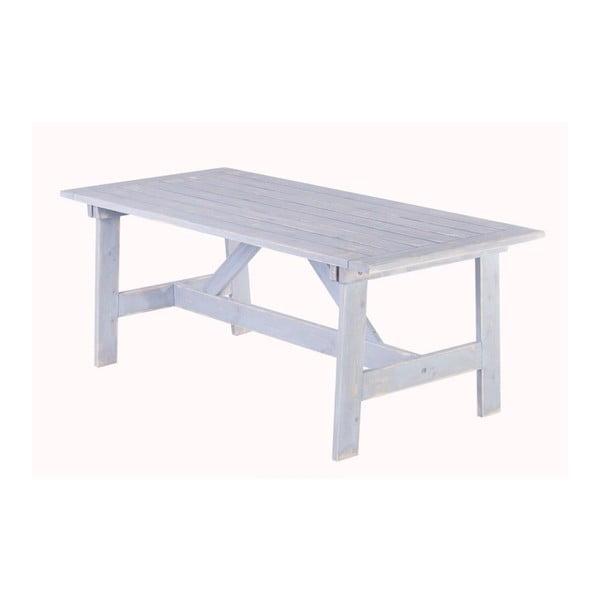 Zahradní stůl Siesta White, 180x88 cm