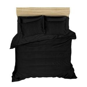 Bavlněné povlečení s prostěradlem na dvoulůžko Aran Clasy Doriane,200x220cm